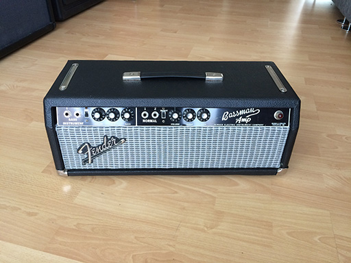 amp repair/mods